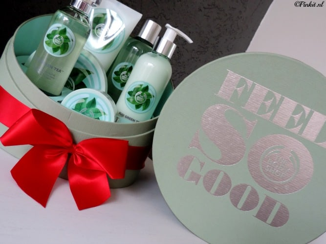 NEW IN | THE BODY SHOP FUJI GREEN TEA ULTIMATE LUXERIES