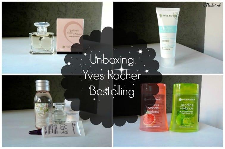 UNBOXING| YVES ROCHER BESTELLING
