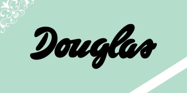 WIN| DOUGLAS SHOPTEGOED €30,-