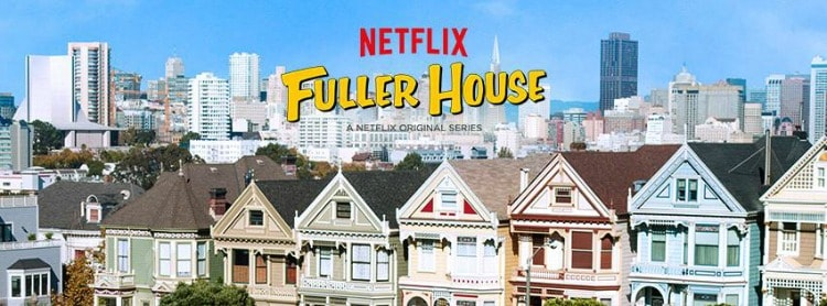 PERSBERICHT| FULLER HOUSE OP NETFLIX