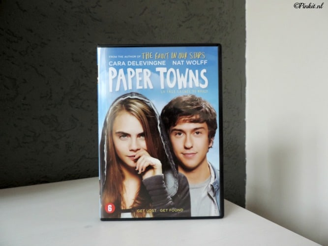 FILM| PAPER TOWNS  #MYPAPERTOWN