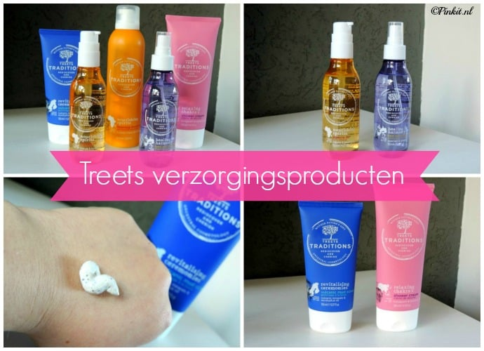 REVIEW| PRODUCTEN VAN TREETS TRADITIONS