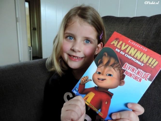 KIDS| ALVINNN!!! EN DE CHIPMUNKS, ALVINS WILDE AVONTUREN + WIN