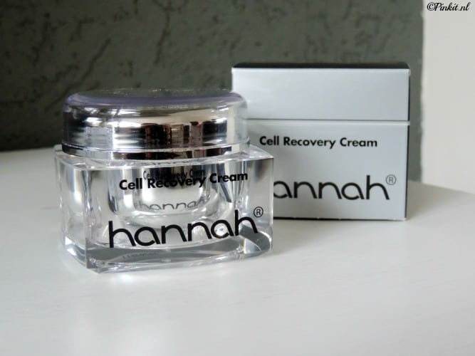 REVIEW| HANNAH CELL RECOVERY CREAM