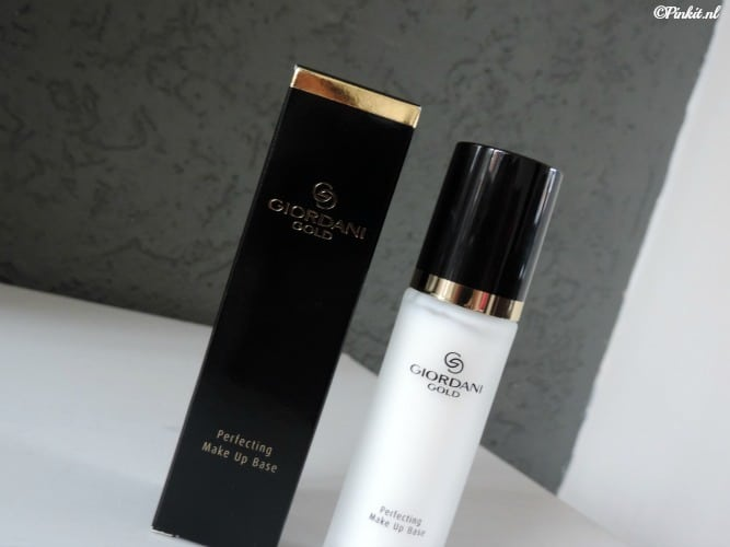 REVIEW| GIORDANI GOLD PERFECTING MAKE UP BASE