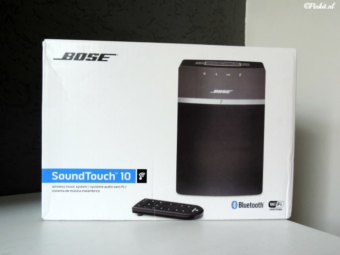 LIFESTYLE| BOSE SOUNDTOUCH 10 WIRELESS MUSIC SYSTEM + UPDATE