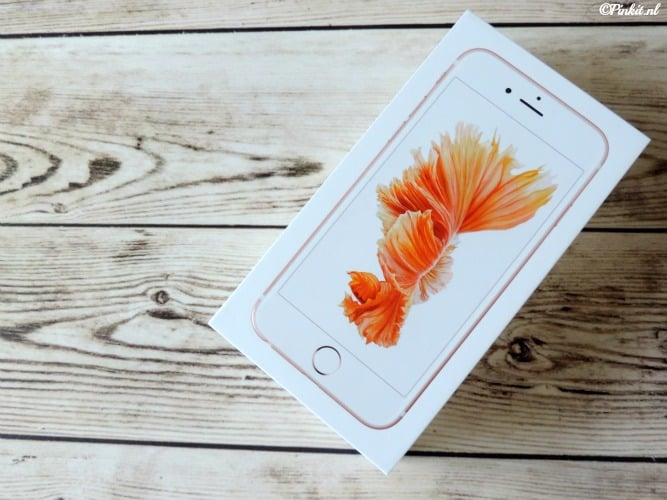 LOVE| IPHONE 6S ROSE GOLD