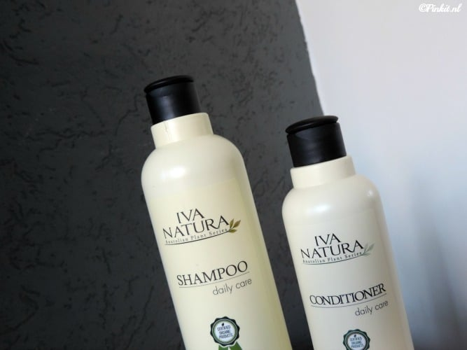 WIN| IVA NATURA SHAMPOO & CONDITIONER DAILY CARE