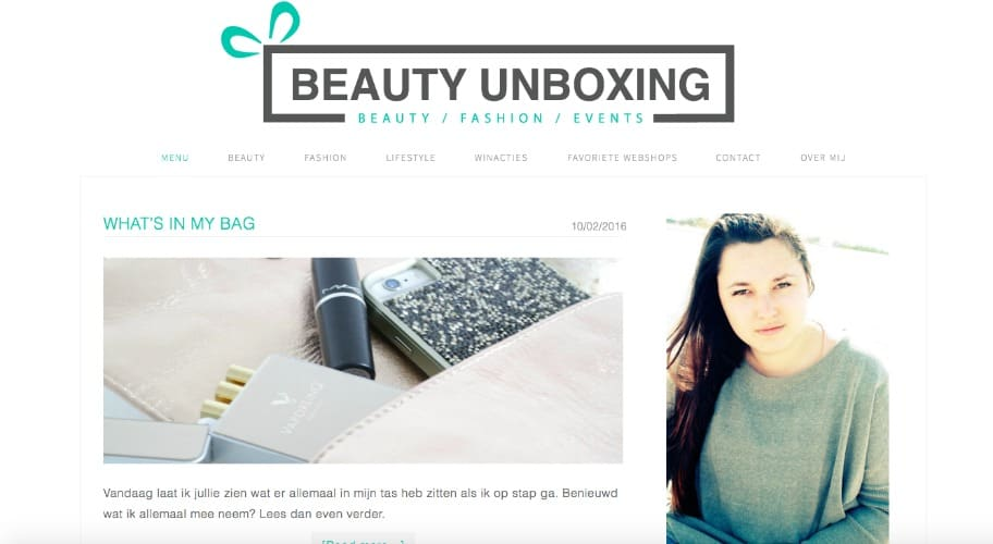 BEAUTY| DE LIEFDE VOOR MAKE-UP MET JAMEY