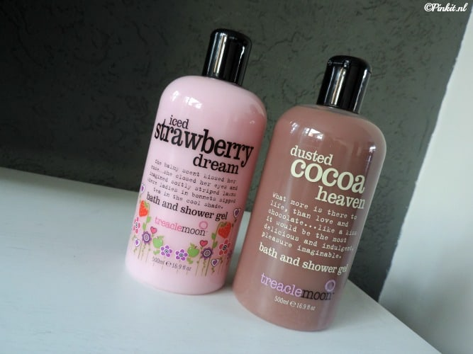 REVIEW| TREACLE MOON ICED STRAWBERRY DREAM & DUSTED COCOA HEAVEN
