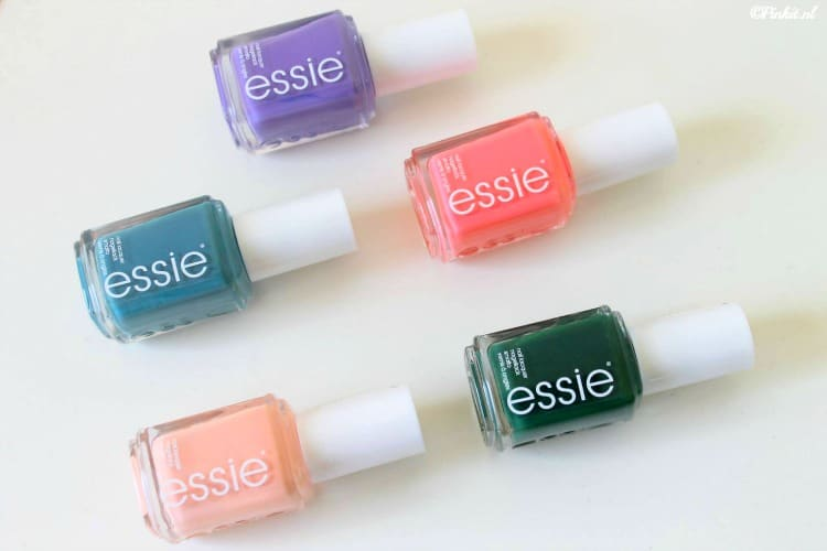 BEAUTY| ESSIE LOUNGE LOVER COLLECTIE