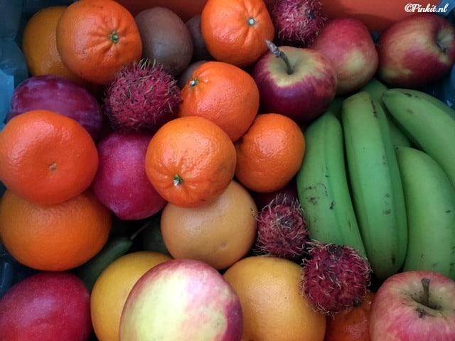 FOOD| EET JIJ WEL GENOEG FRUIT?