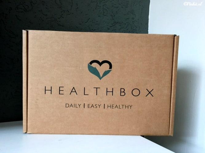 UNBOXING | DE HEALTHBOX