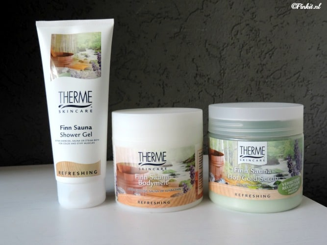 REVIEW| THERME FINN SAUNA PRODUCTEN