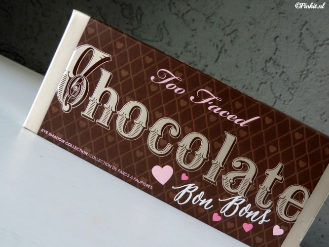 BEAUTY| TOO FACED CHOCOLATE BON BONS PALETTE
