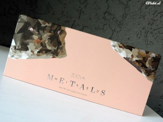 REVIEW| ZOEVA MIXED METALS PALETTE