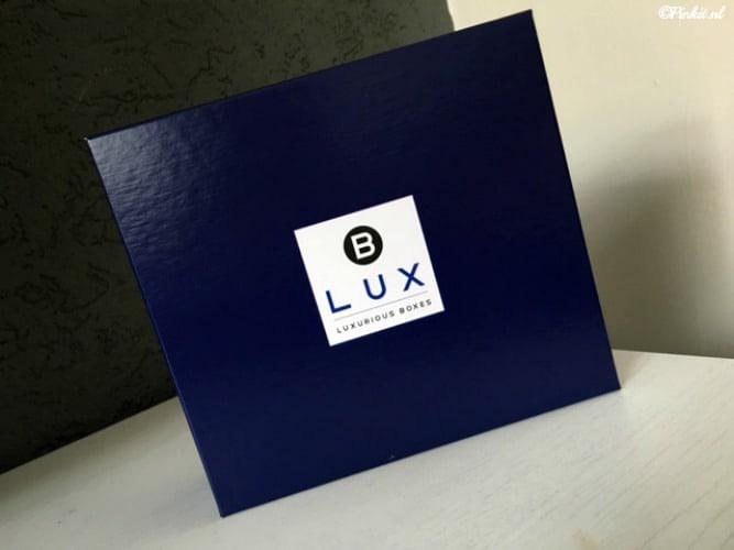 UNBOXING   BLUX BOX APRIL 2016