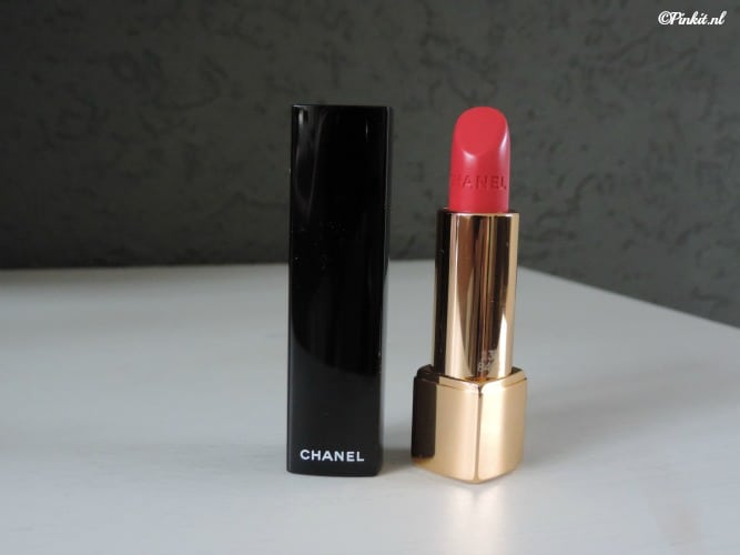 BEAUTY| CHANEL ROUGE ALLURE LIPSTICK 138 FOUGUEUSE