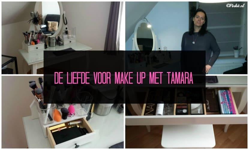 BEAUTY| DE LIEFDE VOOR MAKE-UP MET TAMARA