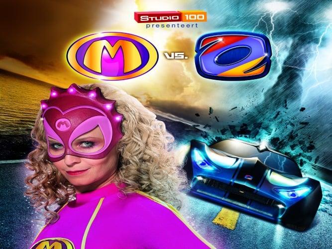 KIDS | MEGA MINDY VS ROX OP DVD + WIN