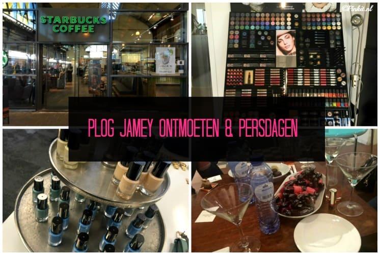 PLOG| JAMEY ONTMOETEN + PERSDAGEN