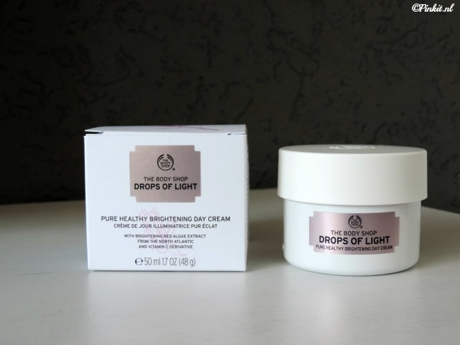 BEAUTY | THE BODY SHOP DROPS OF LIGHT DAY CREAM