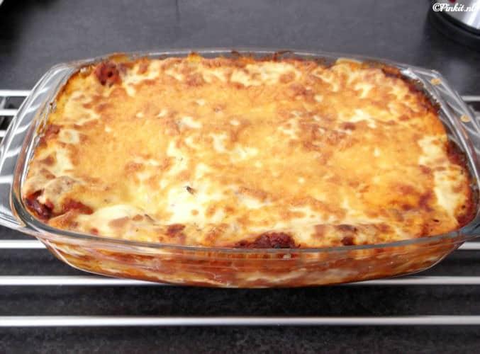 Foto 1 lasagne recept