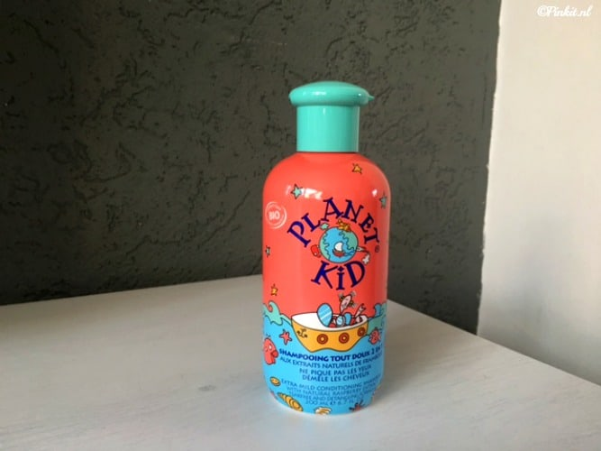 KIDS | PLANET KIDS RASPBERRY SHAMPOO