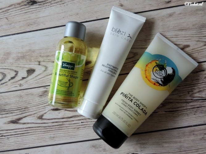 HUIDVERZORGING | KNEIPP, BLÈZI & THE BODY SHOP
