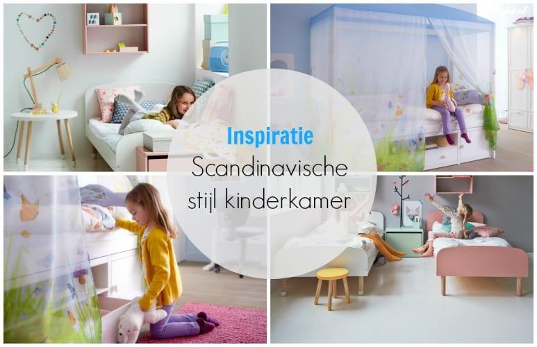 INSPIRATIE | SCANDINAVISCHE STIJL KINDERKAMER
