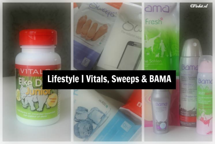 LIFESTYLE | VITALS, SWEEPS & BAMA