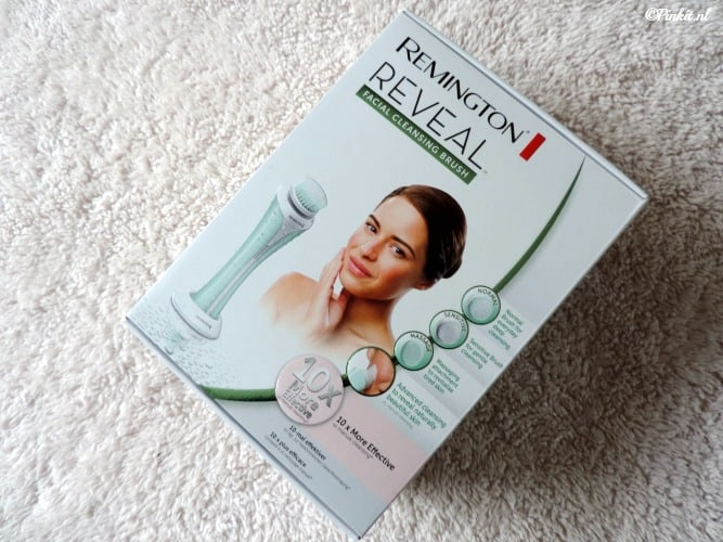 BEAUTY | REMINGTON REVEAL FACIAL CLEANSING BRUSH