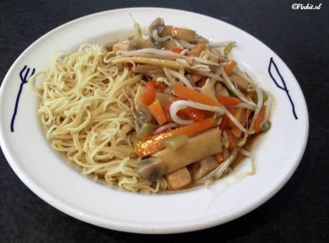 FOOD | RECEPT TJAP TJOY