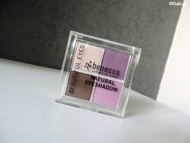 BEAUTY | BENECOS NATURAL EYESHADOW BEAUTIFUL EYES 001