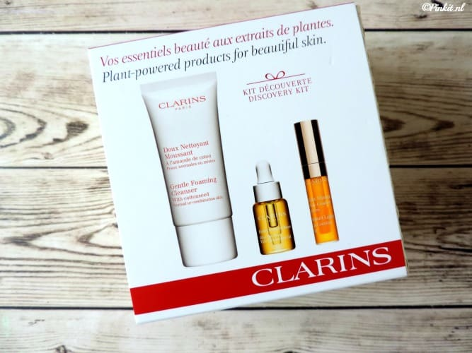 BEAUTY SHOP TIP | ONTVANG EEN GRATIS CLARINS KIT