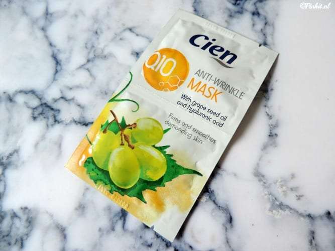 MASK MONDAY | LIDL CIEN Q10 ANTI WRINKLE MASK