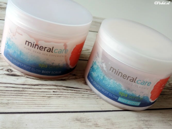 BEAUTY | MINERAL CARE PINK GRAPEFRUIT GLOW