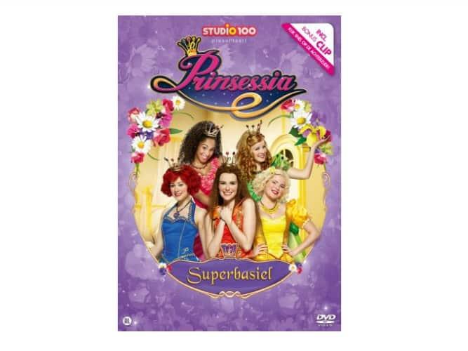 KIDS | STUDIO 100 DVD PRINSESSIA SUPERBASIEL + WIN