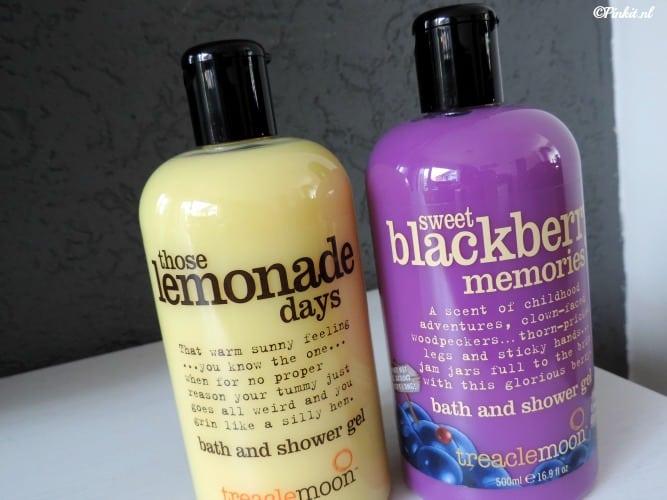 BEAUTY | TREACLE MOON THOSE LEMONADE DAYS & SWEET BLACKBERRY MEMORIES