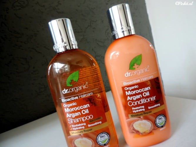 HAIR CARE | DR. ORGANIC MOROCCAN ARGAN OIL SHAMPOO & CONDITIONER