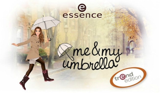 BEAUTY | ESSENCE ME & MY UMBRELLA – TREND EDITION