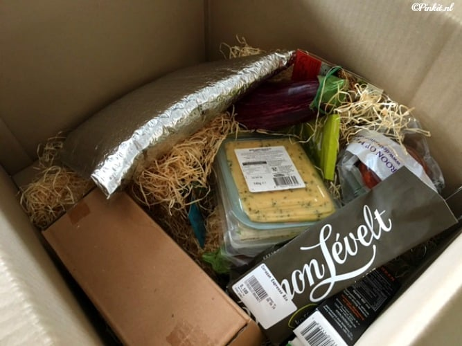 FOOD | UNBOXING ZOMER FOODYBOX