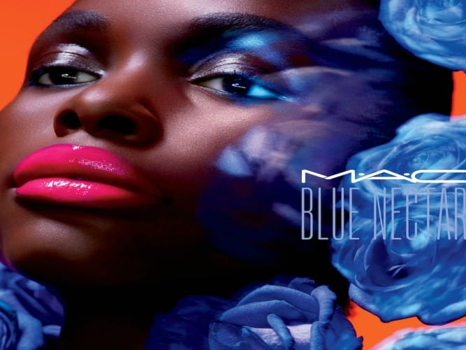 BEAUTY | MAC BLUE NECTAR LIMITED EDITION