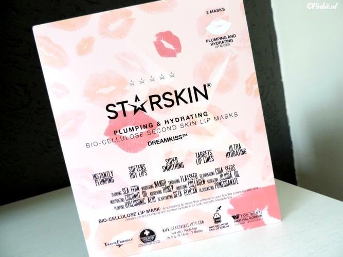 MASK MONDAY | STARSKIN DREAMKISS LIPMASKER