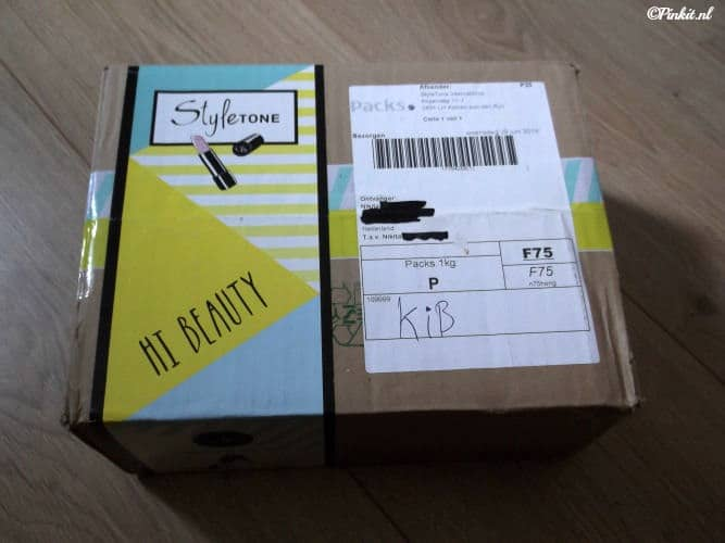 BEAUTY | UNBOXING STYLETONE XXL LIMITED EDITION