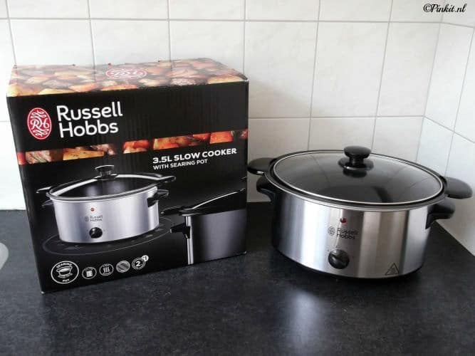 FOOD | GETEST RUSSELL HOBBS SLOWCOOKER