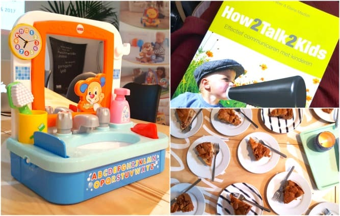 FISHER-PRICE EVENT & LEZING HOW2TALK2KIDS