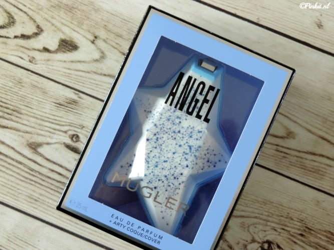 BEAUTY | THIERRY MUGLER ANGEL 25ML ARTY COVER
