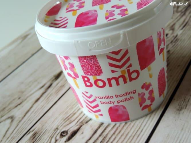BEAUTY | BOMB COSMETICS VANILLA FROSTING BODYPOLISH