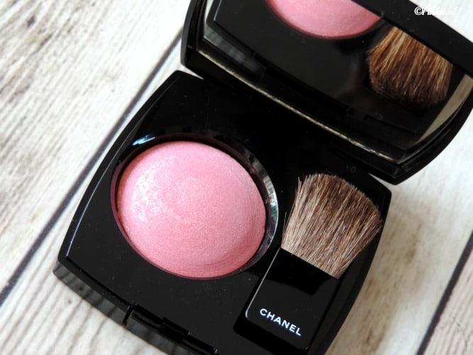 BEAUTY | CHANEL JOUES CONTRASTE BLUSH 170 ROSE GLACIER
